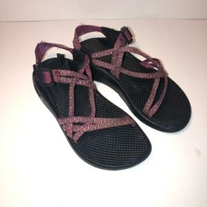 Chaco Z/Volv X Pink Sandals
